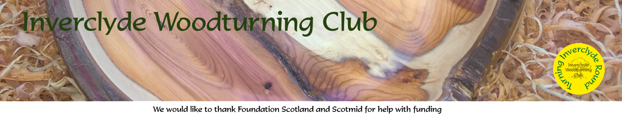 Inverclyde Woodturning Club